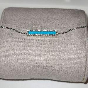 Michael Kors NWT Turquoise Crystal Bracelet